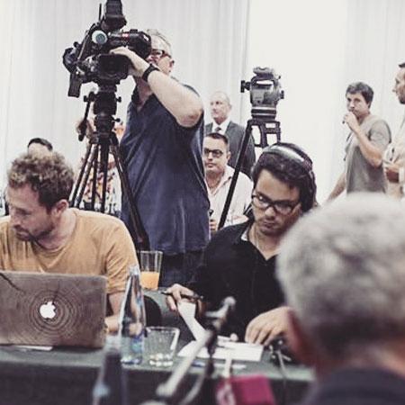 Tanja Sauerwein - Pressekonferenzen